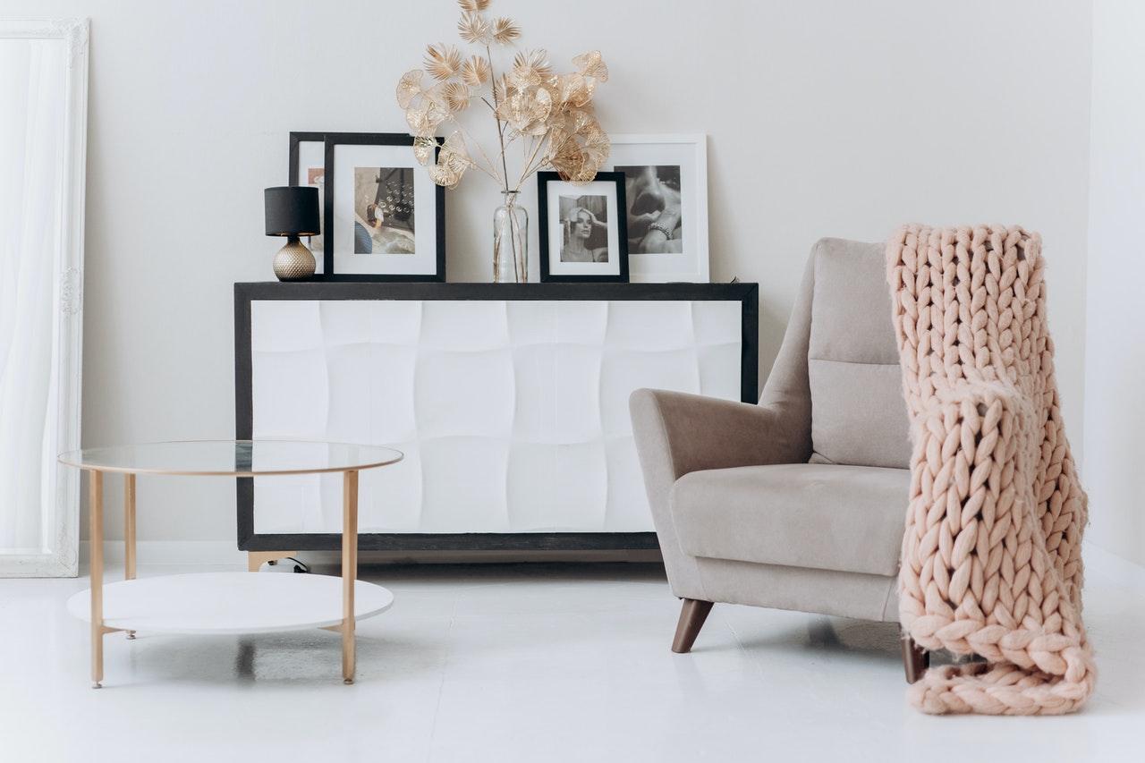 Como mobiliar um apartamento com estilo clássico
